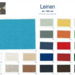 Linen color palette