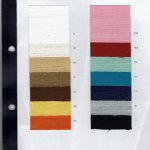 Shantung Colors