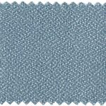Fabrics of mainly synthetic fibers