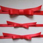 Satin ribbon